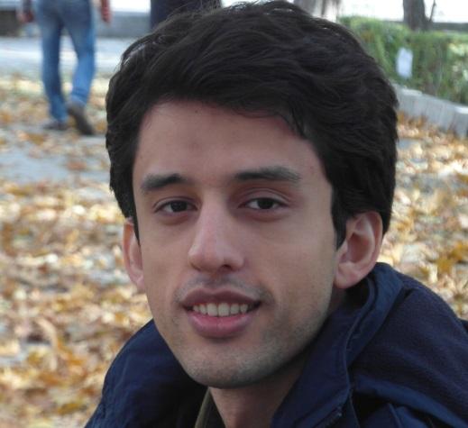 Mehdi Ghasemi (Suspended)